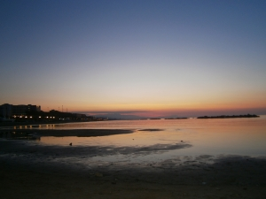 Il mare di Termo